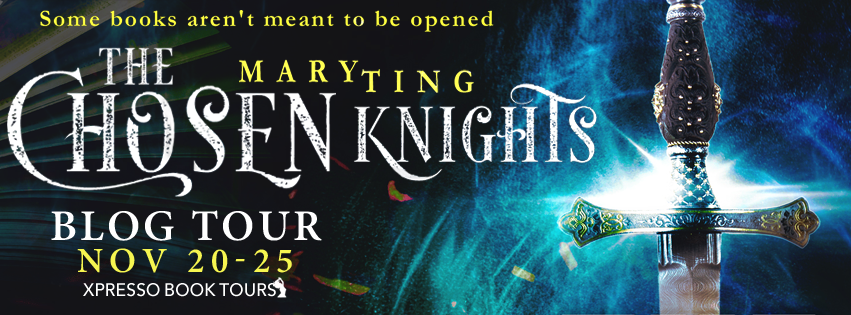 [Blog Tour] THE CHOSEN KNIGHTS by Mary Ting @maryting @XpressoTours #Review #TheUnratedBookshelf #Giveaway
