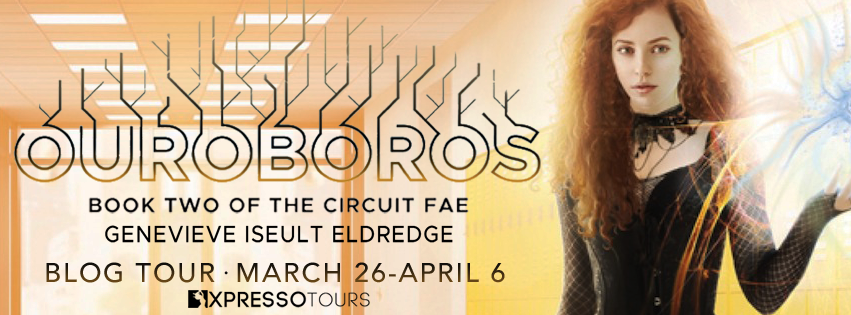 Ouroboros by Genevieve Iseult Eldredge – Excerpt and Giveaway