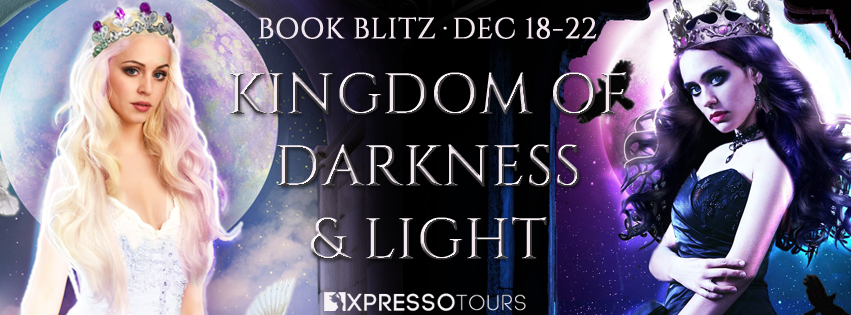 {Excerpt+Giveaway} Kingdom of Darkness and Light Boxed Set