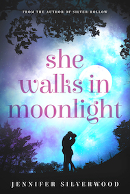 She Walks in Moonlight