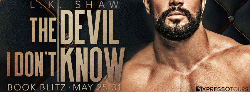 TheDevilIDontKnowBlitzBanner - The One I Don't Know: Book Blitz